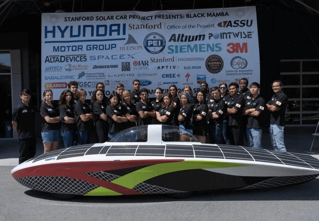 Standford-Solar-Car-Project
